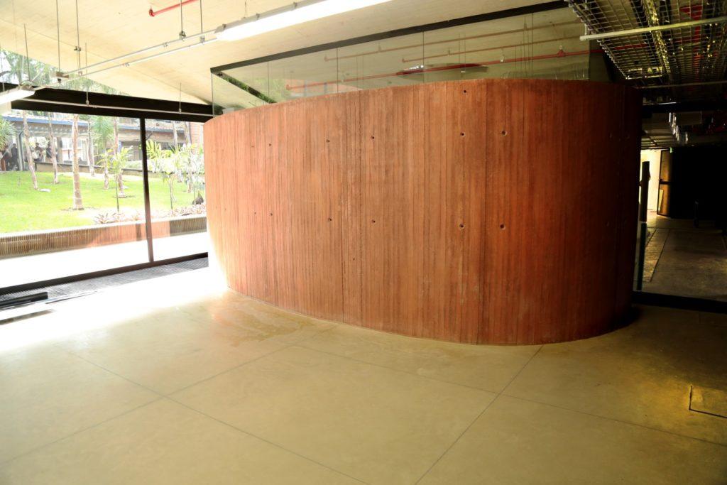 Acabados de pared en madera simulada - Construyamos Juntos - Cementos Argos