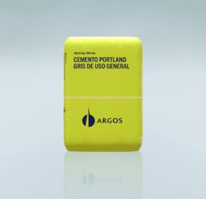 Cemento Portland gris de uso general - Cementos Argos República Dominicana