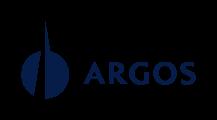 Logo horizontal Argos en PNG